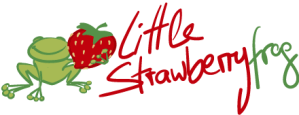 Little Strawberryfrog Logo