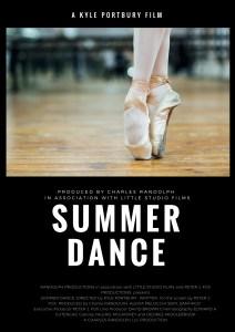 Summer Dance movie poster