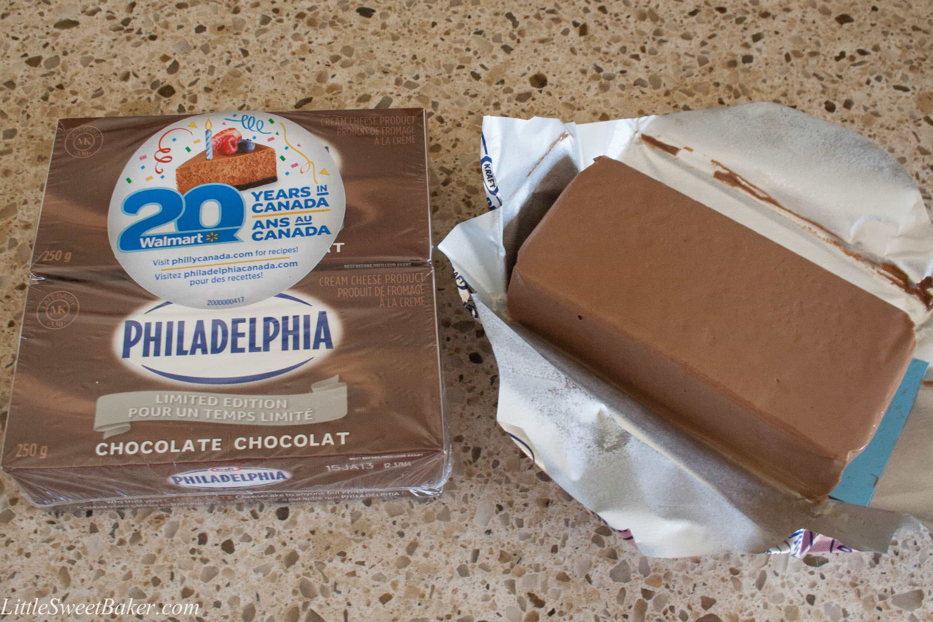 What Makes This Recipe So Simple Is That The Chocolate Is Already Part Of The Cream Cheese So