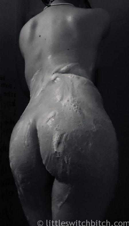 Soaped up for Sir