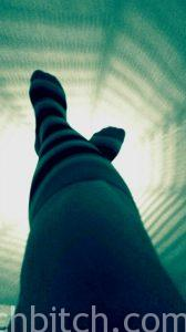 Socks and Silhouettes