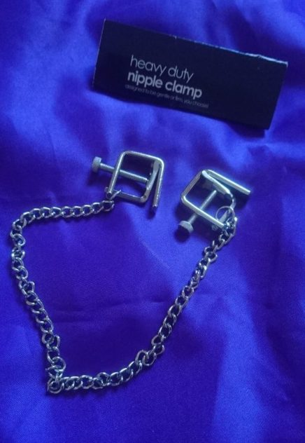 Nipple Clamp Comparison