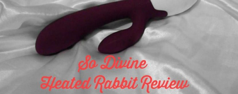 So Divine Warming Rabbit Vibrator