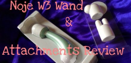 Noje W3 Wand and Attachments