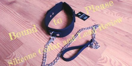 Bound to Please Silicone Collar and Lead Set