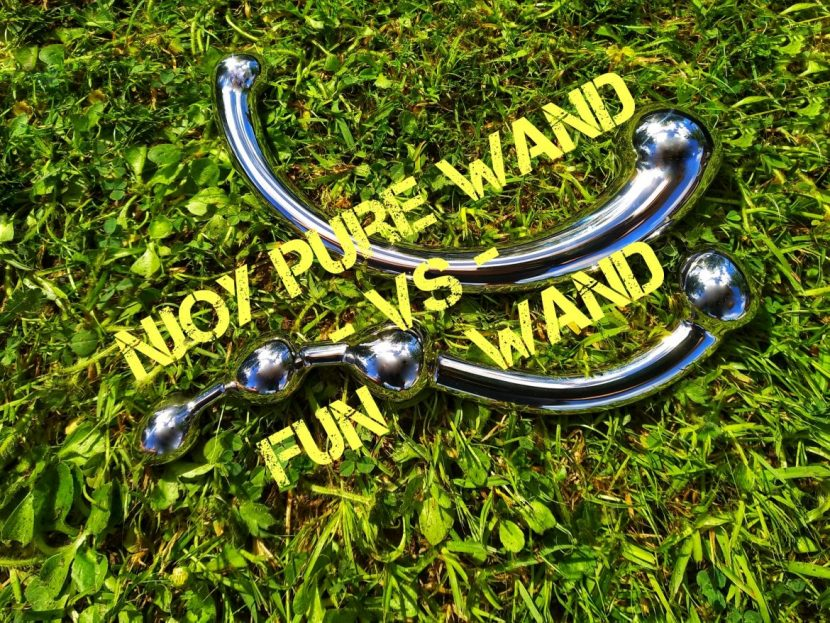 Njoy Pure Wand v Njoy Fun Wand - Which should you buy?