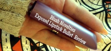 Blush Novelties Exposed Lipstick Bullet