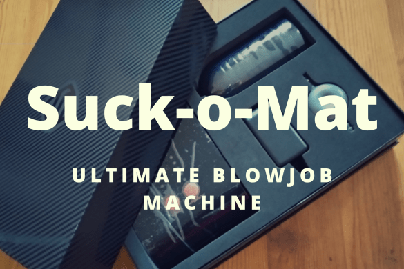 Suck-O-Mat Ultimate Blow Job Masturbator
