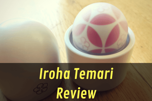 titled image for the iroha temari review