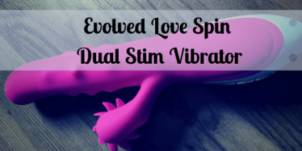 titled image for Evolved Love Spun Dual Stim Vibrator