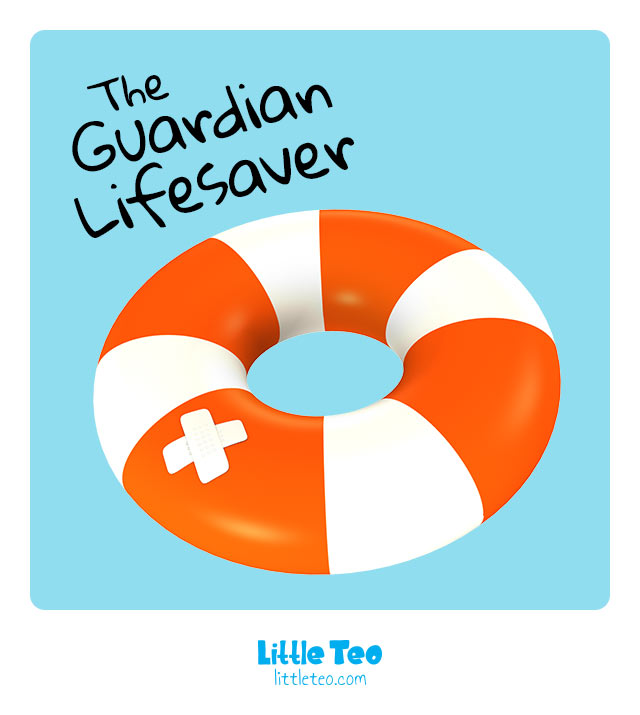 Cute lifesaver | ADORABLE CUTE CHARACTER STORY PICTURE