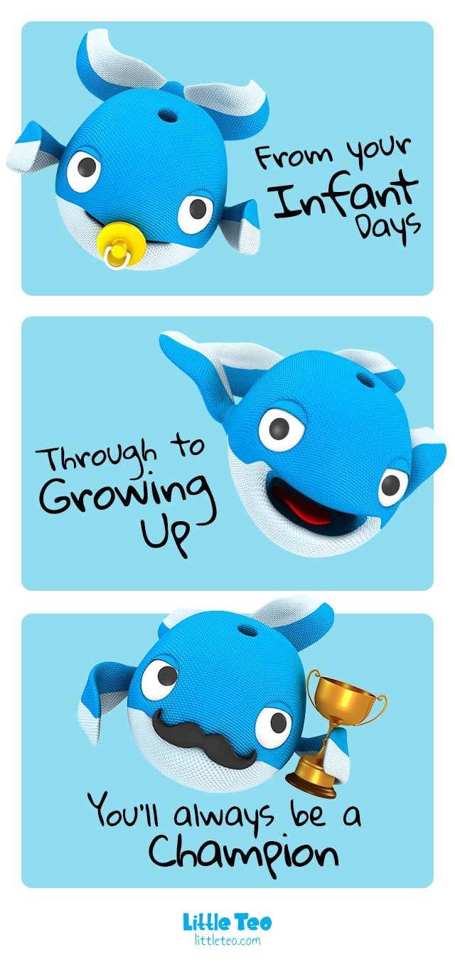 Cute champion   ADORABLE CUTE CHARACTER STORY PICTURE