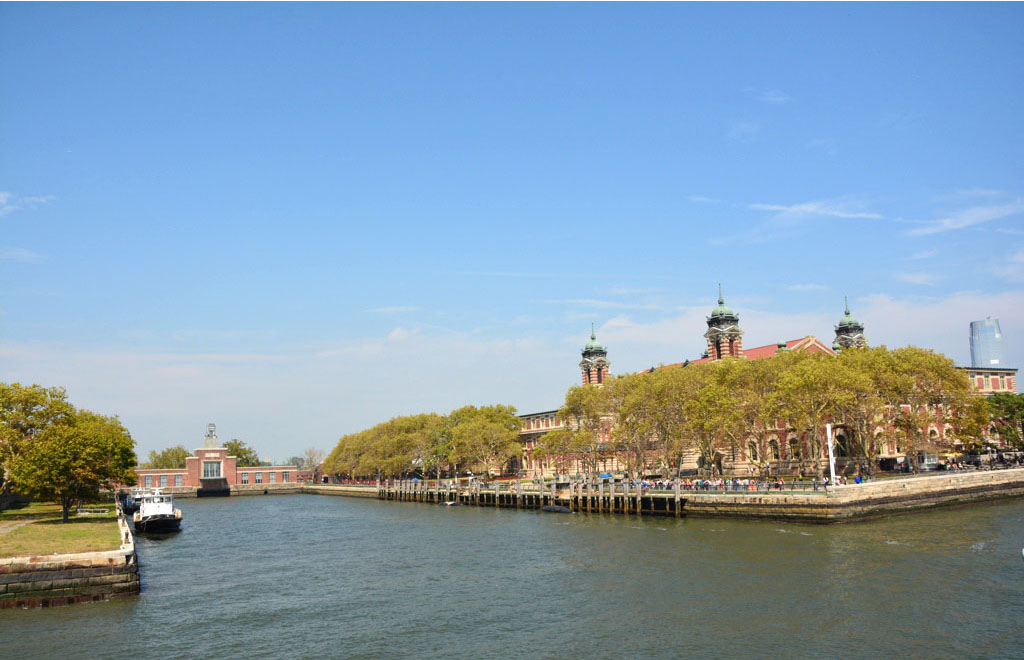 Voyage, mes incontournables pour visiter new-york, liberty island, musee de l'immigration