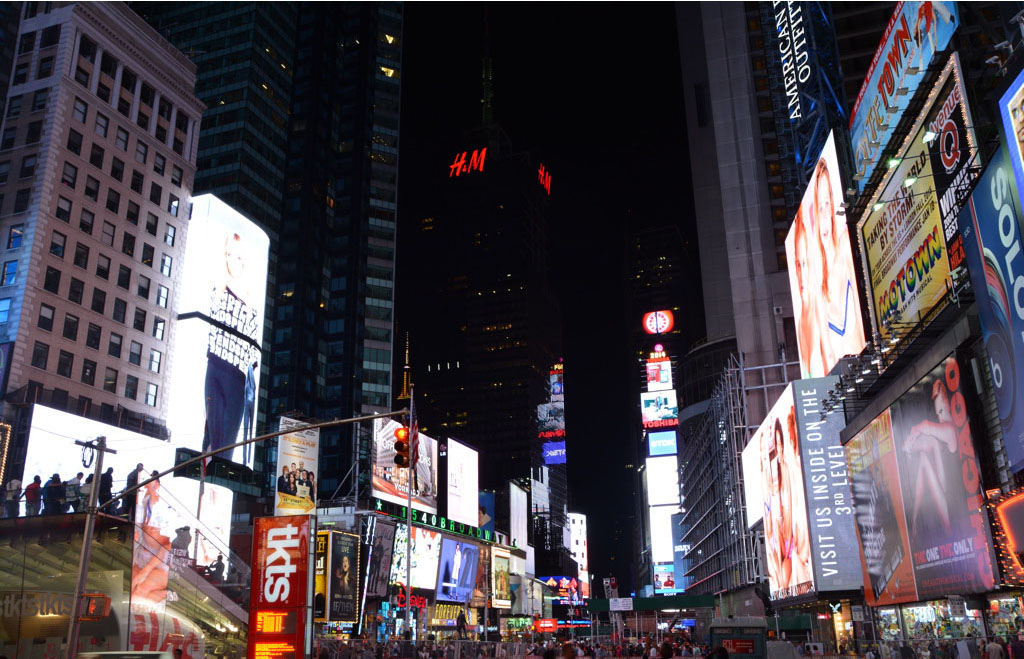 Voyage, mes incontournables pour visiter new-york, time square