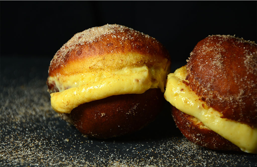 Recette simple, rapide et gourmande de bolas de berlim, celebre beignet portugais