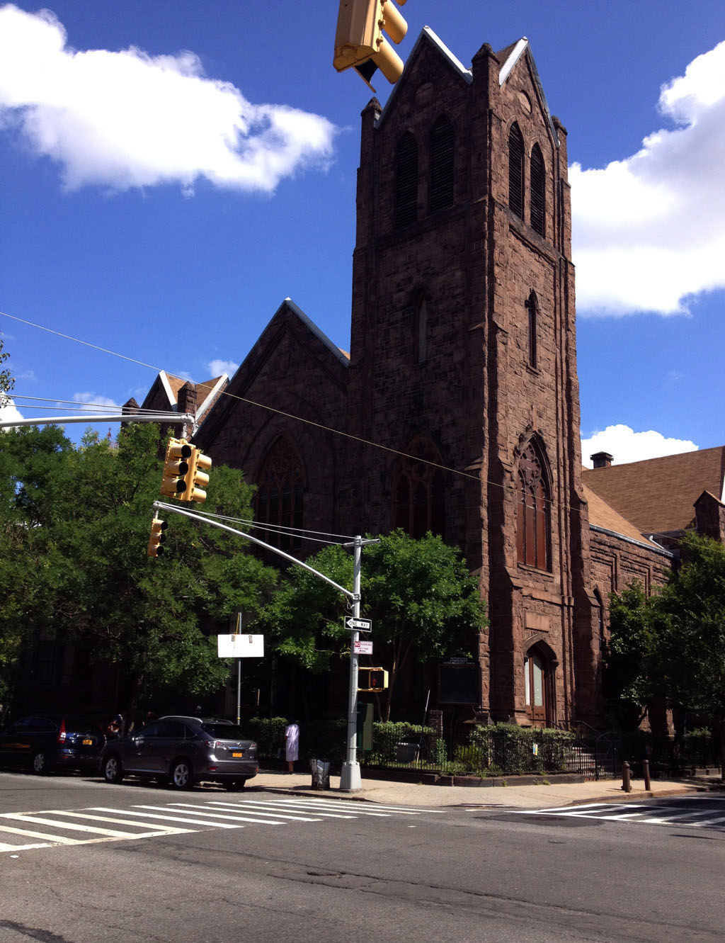 Voyage, mes incontournables pour visiter new-york, harlem, messe gospel, 'Eglise Metropolitan Community United Methodist Church