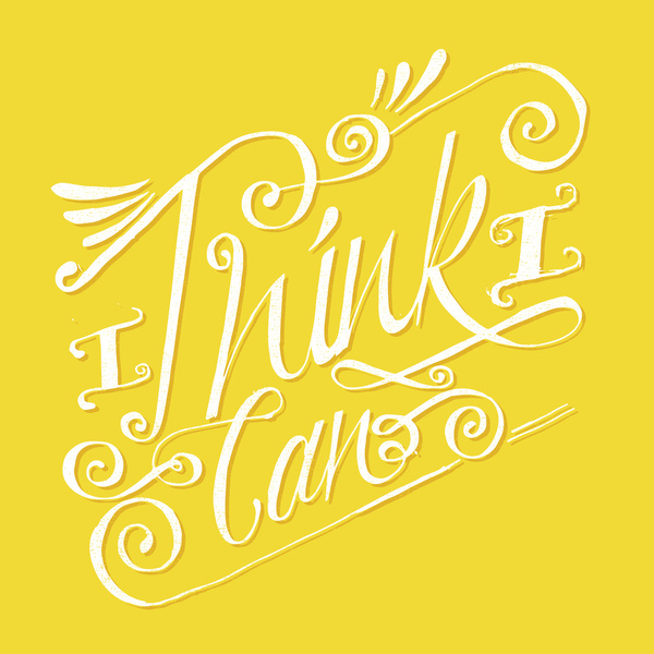I THINK I CAN by Matthew Taylor Wilson
