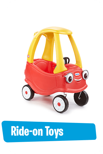 Little Tikes Ride On Toys