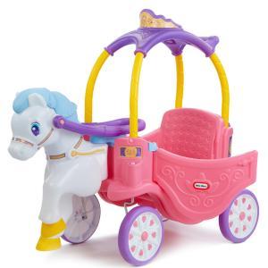 Princess Horse & Carriage