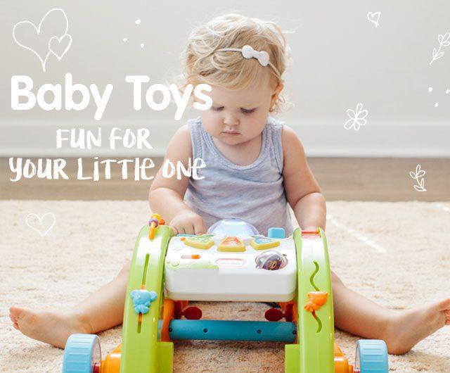 Baby Toys Little Tikes