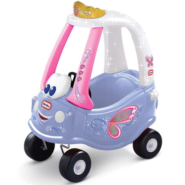 Little Tikes Fairy Cozy Coupe Side