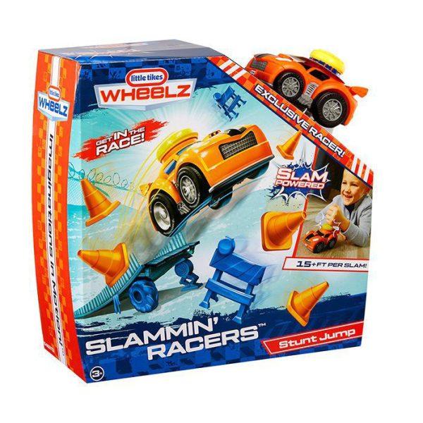 Slammin' Racers™ Stunt Jump