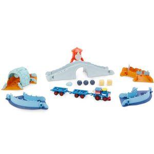 Slammin Racers Runaway Railroad Complete Parts
