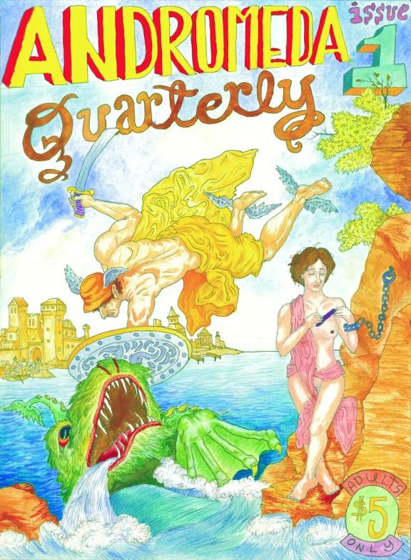Andromeda Quarterly #1_Cover