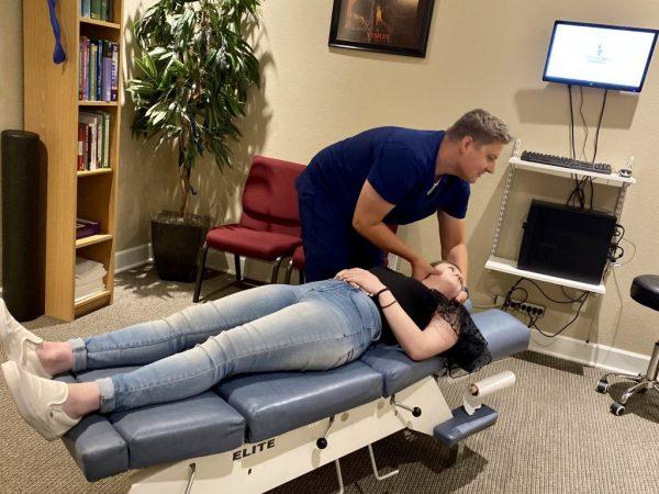 Littleton Family Chiropractic Auto Injury Center Littleton Chiropractor Ken Caryl Chiropractor Dr Zagiba Cervical Adjustment