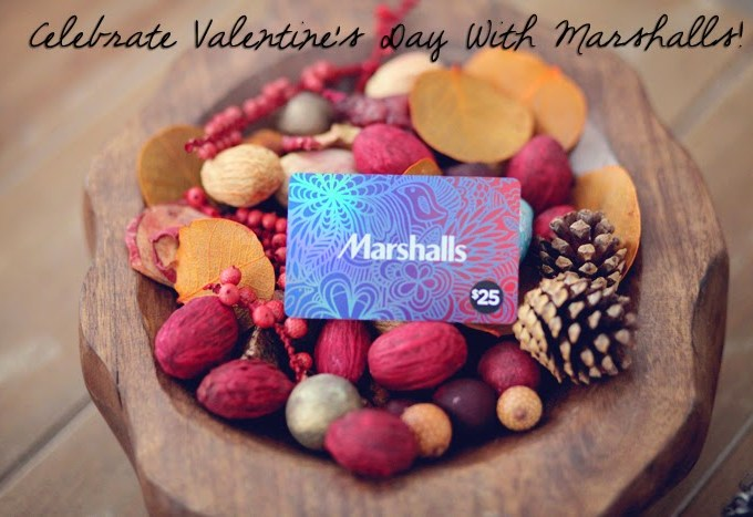 A Very Special Valentine's Day & Giveaway With Marshalls