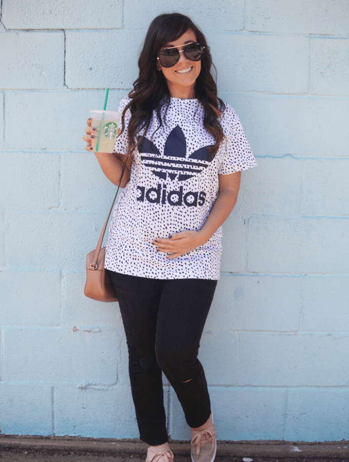 Casual Outfit Of The Day – Maternity Style