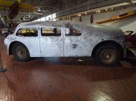 1936 Aero Dynamic Steam Car