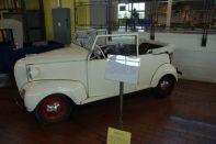 1939 Crosley Transferrable