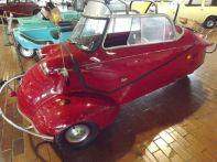 1957 Messerschmitt side view