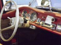 1962 Auto Union Interior