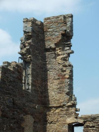 TOWER IN RUIN