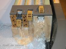 THE WHEEL CHALLENGE - DIVERT THE WATER TO TURN ALL WHEELS