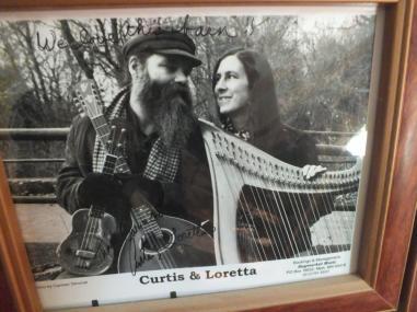 CURTIS AND LORETTA