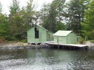 HARRY OVERSON FISH CAMP