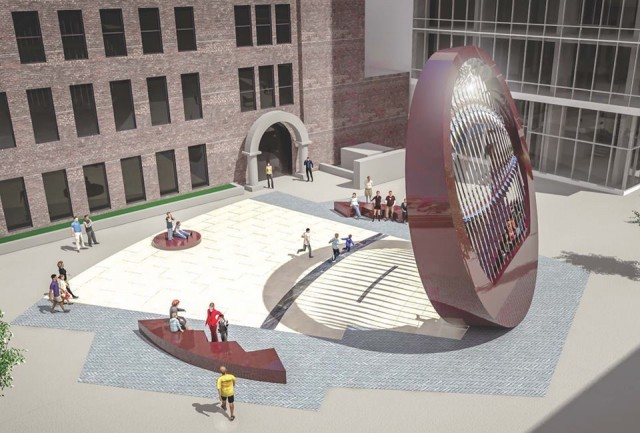 Plans For New Ped Mall Public Art Installation Unveiled