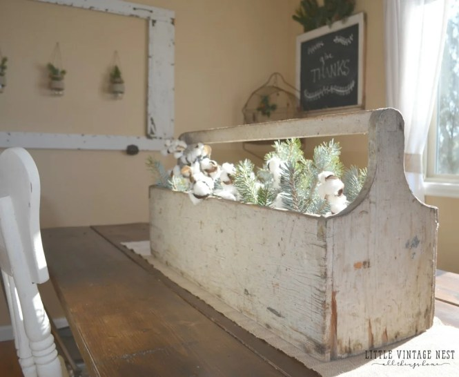 Simple Winter Decorating Tips Tricks From Little Vintage Nest