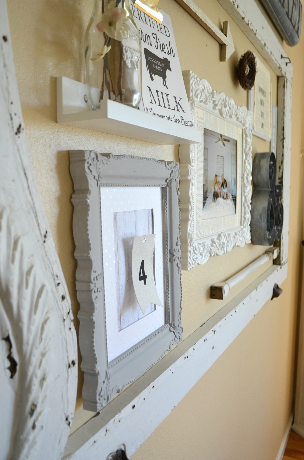 Dining Room Gallery Wall Little Vintage Nest