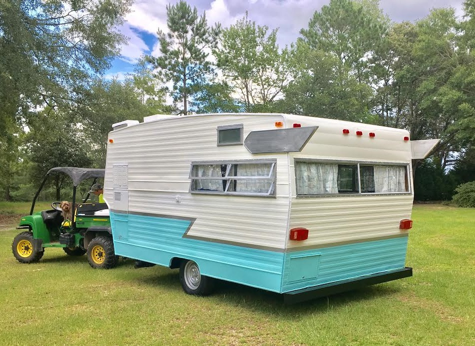 1972 Shasta Airflyte For Sale