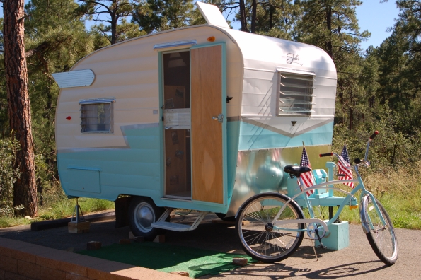 1961 Shasta Compact For Sale