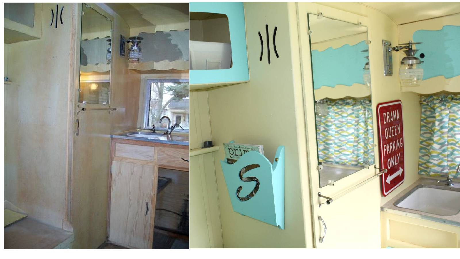 Q & A Should I paint the interior of my vintage trailer?