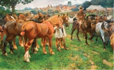 Lavenham Horse Fair