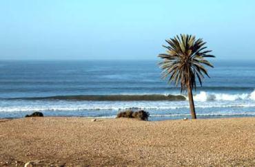 Surfing in Taghazout - via easyvoyage.de