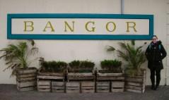 Bangor Train Station