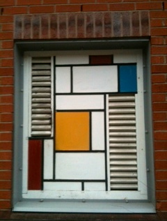 Mondrian Window