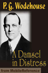 Wodehouse A Damsel book cover
